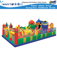 Outdoor Children Animal Inflatable Castle with Slide (M11-06102)