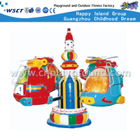 A-11102 Outdoor Kids Merry-Go-Round Electric Equipment
