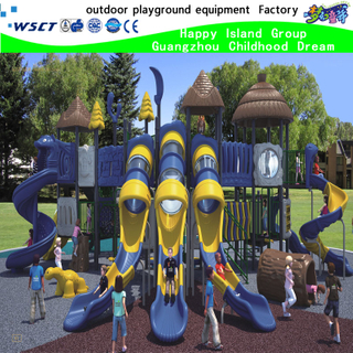 New Design Large Outdoor Playground Equipment (HK-50002)