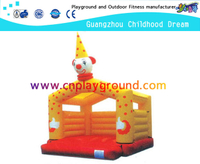 New Design Inflatable Bouncer Clown Jumping Playhouse (A-10308)