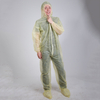 Dsiposable Coverall with Hood & Foot