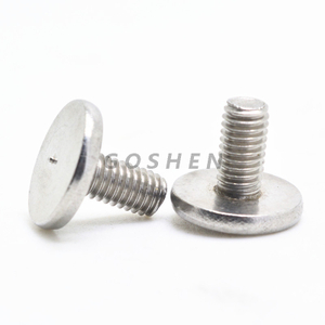 Stainless Steel Customized Spot Welding Screw