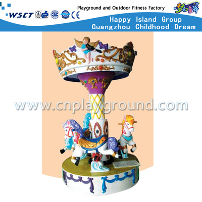 Outdoor Mini Kids Electric Carousel Ride Play Equipment (A-11506)