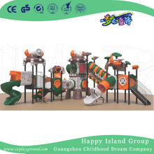 Outdoor Colorful Magic Tribe Series Children Playground (1909602)