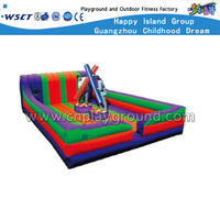High Quality Outdoor Colorful Inflatable Sport Game Equipment (HD-10002)