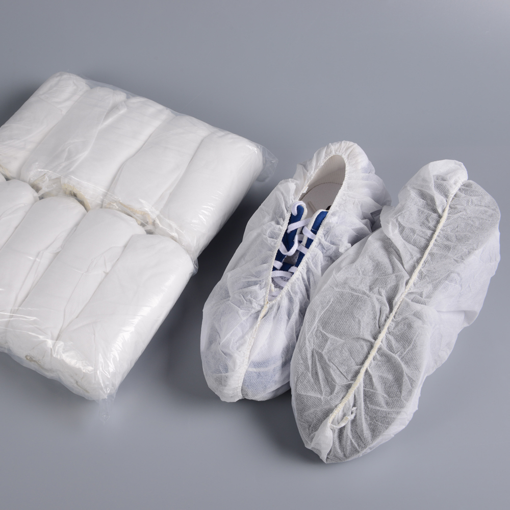 PP Non Woven Shoe Cover Made by Hand