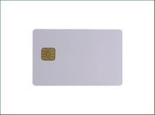 PVC Plastic Blank Card Without Printing