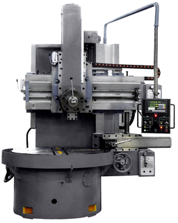 CS5112D Single Column Conventional Vertical Lathe Machine