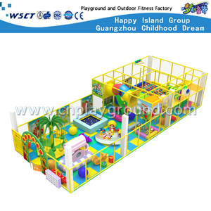 Fresh Soft Small Indoor Playground for Toddler Play (M11-C0021)
