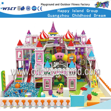 Castle Playground Equipment Toys Playsets (HE-06902)