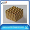 2*20mm Magnetic Round Ball Singing Magnets Toys