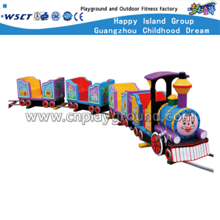 Amusement Park Popular Kids Electric Railway Train (HD-10504)