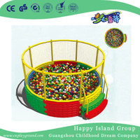 Hot Sale Round Ball Pool With Fence Playground (HF-19903)