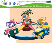 Guangzhou factory provides car model 10 seats carousel