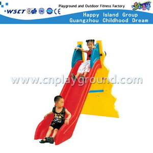 Small Size Plastic Simple Slide Toddler Playground Equipment (M11-09412)