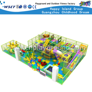 Small Children Soft Cartoon Indoor Play Equipment (MH-05618)