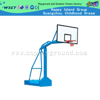Outdoor School Gym Equipment for Mobile Type Basketball Frame (HD-13604)