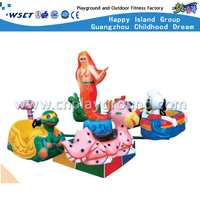 A-11602 Cartoon Design Merry-Go-Round Outdoor Playgrounds