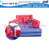 Children Outdoor battle Jumping Trampoline Inflatable Sport Game (HD-10003)