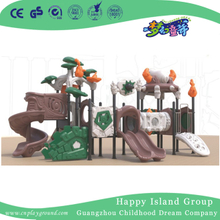 Outdoor Magic Tribe Series Children Playground For Backyard (1909702)