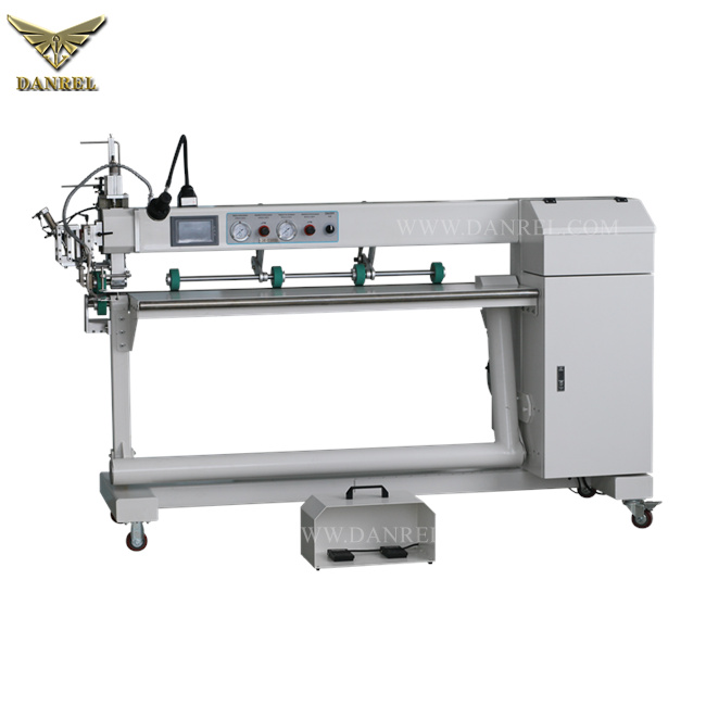 1500MM Dual Arms Hot Air Wedge PVC Fabric Welding Machine for Shade, Awnings, Canopy Production
