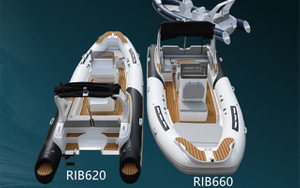 Rigid Inflatable Boat 22Feet/6.6Meter
