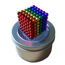 Colorful Small Ball Shaped Magnets D5mm For Hot Sale