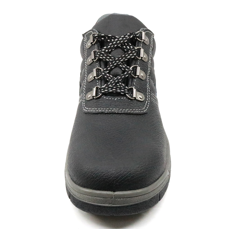 Best Selling Non Slip Steel Toe Leather Safety Shoes Bangladesh
