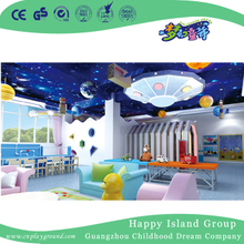 Kindergarten Whole Solution for Children Science Room Decoration (HG-12)