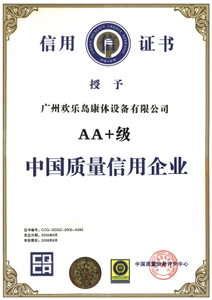 AA+China-Quality-Credit-Enterprise