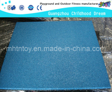 Playground rubber mat, rubber tiles