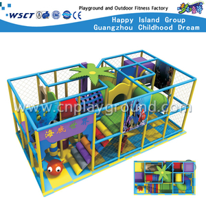 Hot Sale Kids Small Ocean Indoor Playground Equipment (MT-7403)