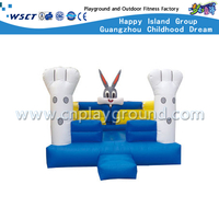 Outdoor Children Rabbit Inflatable Castle Playgrounds (HD-9806)