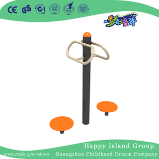 Outdoor Double Standing Twister Machine Body Training Equipment (HHK-13204)
