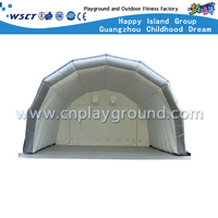 Outdoor High Quality Inflatable Tent with Sunshine Cover Equipment for Backyard (HD-9702)
