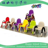 School Luxury Plastic Variety Colors Toddlers Chairs on Promotion (HG-5203)