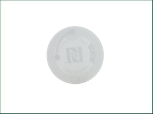 Passive NTAG213 NFC RFID Jewelry Tag Label Sticker For Jewelry Managent