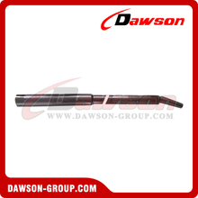 Combination Winch Bar - Mushroom Tip - Electro Deposited Paint - Flatbed Truck Winch Bars