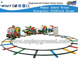 Small Cartoon Kids Electric Railway Train For Sale (HD-10403)