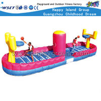 Outdoor Inflatable Sport Game Basketball Playground for Backyard (HD-10011)