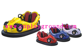 Amusement Park Electric Battery Drive Bumper Car