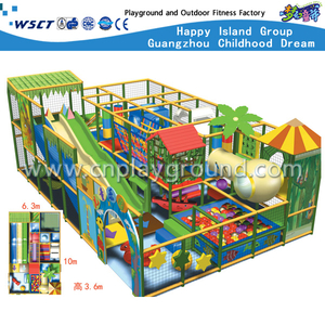 Small Kids Forest Indoor Playground For Sale (MT-7301)