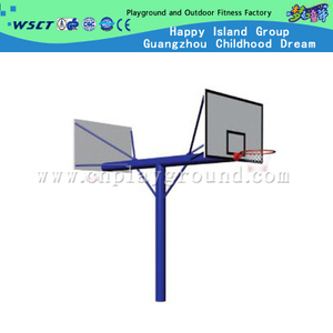 Outdoor Public School Gym Equipment Fixed Basketball Frame (HD-13605)