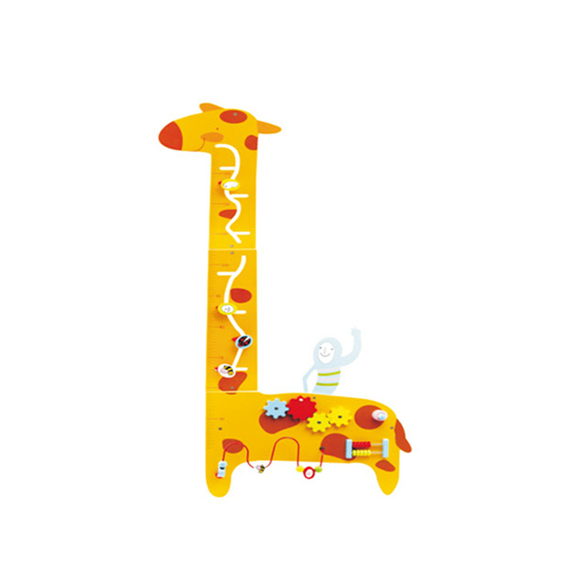 Indoor Kindergarten Wall Game Children Animal Educational Toy (HJ-23103)