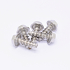 Stainless Steel 316 Flange Hex Head Flat Tip Thread Forming Self Tapping Screw