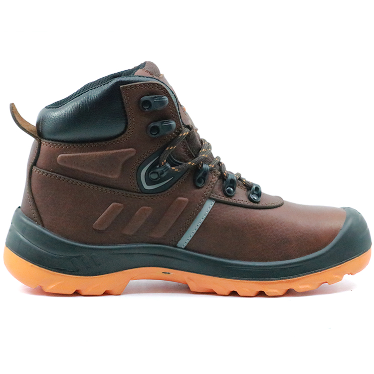 CE approved safety jogger sole steel toe cap industrial work shoes