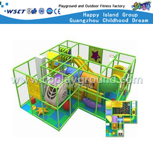 School Small Commercial Cartoon Indoor Playground (MH-05606)