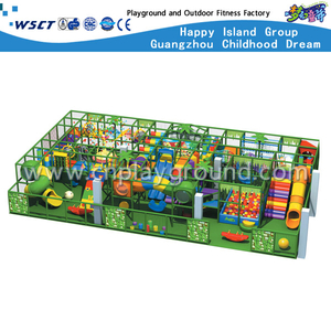 Adventure Green Forest Indoor Playground for Sale (MT-7101)