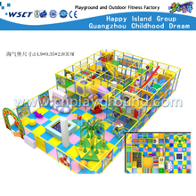 Large Naughty Castle Play Equipment On Stock(M11-C0010)
