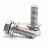 Stainless Steel SEMS Hex Cap Machine Screw